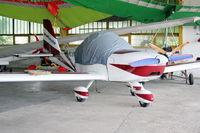 D-MLSM @ LHSY - Szombathely Airport - Hangar - by Attila Groszvald-Groszi