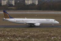 D-AECC @ EGBB - Lufthansa CityLine Embraer 190 at BHX