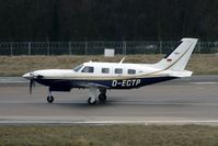 D-ECTP @ EGBB - Piper PA46-500TP at BHX - by Terry Fletcher