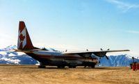 C-GHPW - Dew Line resupply Cape Dyer, Baffin Island, Nunavut - by Dave Sundberg