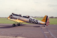 N56421 @ EGTC - Ryan PT-22C Recruit (ST3KR) at Cranfield Airport, UK in 1989. - by Malcolm Clarke