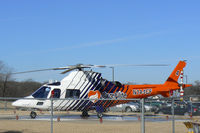 N144CF @ TS58 - Care Flite at the Denton Regional Medical Center - by Zane Adams