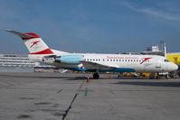 OE-LFK @ VIE - Austrian Arrows Fokker 70 - by Dietmar Schreiber - VAP