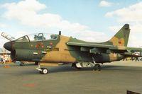 15546 @ EGVA - TA-7P Corsair of Esq 302 Portuguese Air Force at the 1995 Intnl Air Tattoo at RAF Fairford. - by Peter Nicholson