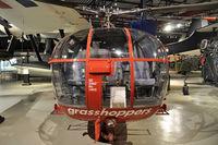 A-465 @ EHSB - Grasshoppers - by Volker Hilpert