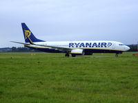 EI-DAN @ EGPH - Ryanair 818 arrives At EDI From Dublin - by Mike stanners