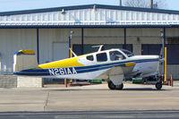 N261AA @ 52F - At Aero Valley (Northwest Regional) - by Zane Adams
