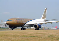 A4O-KD @ LFPG - Gulf Air - by vickersfour