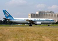 SX-BEK @ LFPG - Olympic Airways Airbus A300B4-605R (c/n 632). - by vickersfour