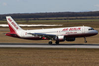 D-ABDG @ VIE - Air Berlin Airbus A320-214 - by Joker767
