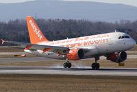G-EZIA @ VIE - EasyJet Airbus A319-111 - by Joker767
