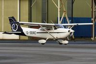 G-SBAE @ EGNH - Cessna F172P at Blackpool
