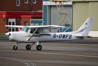 G-OWFS @ EGNH - Cessna A152 at Blackpool