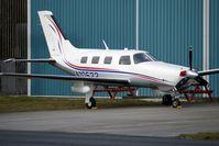 N10522 @ EGNH - Piper Pa-46-350P at Blackpool