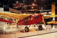 N50H - Curtiss-Wright Robin at the EAA-Museum, Oshkosh WI
