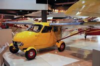 N4994P - Taylor Aerocar One (marked as N31214) at the EAA-Museum, Oshkosh WI