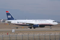 N663AW @ DFW - US Airways at DFW airport - by Zane Adams