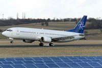 D-AEFL @ EDDR - Contact Air ex Futura B737 will be stored at Saarbrücken