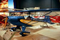 N9PH - Pober Pixie P-9 at the EAA-Museum, Oshkosh WI