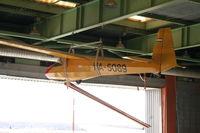 HA-5089 @ LHKV - Hungary-Kaposújlak airport hangar - by Attila Groszvald-Groszi
