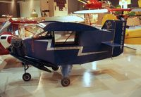 N4453H - Stits DS-1 at the EAA-Museum, Oshkosh WI