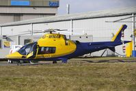 G-WNAA @ EGNX - Temporarily based at East Midlands as Ambulance cover