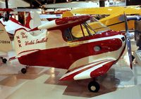 N5K - Stits SA-2 Sky Baby at the EAA-Museum, Oshkosh WI
