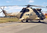 1198 @ EGVA - Another view of the French Army Puma on display at the 1995 Intnl Air Tattoo at RAF Fairford. - by Peter Nicholson