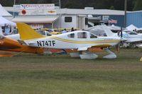 N747F @ LAL - Foxtrot