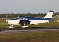 N906WF @ LAL - Piper PA-28-140 - by Florida Metal