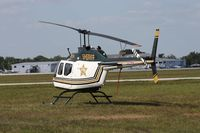 N911FH @ LAL - Polk County Sheriff OH-58