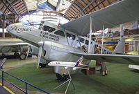 G-ADAH - Museum of Science and Industry - Manchester. - by vickersfour