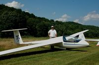 N102TL @ VSF - Grob 102 Astir CS (Summer 2009) - by soarpilot