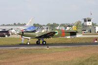 N1004N @ LAL - Scottish Aviation Series 100