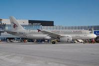 A7-ADB @ VIE - Qatar Airways Airbus 320 - by Dietmar Schreiber - VAP