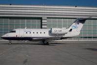 LZ-YUM @ VIE - Air Lazur CL600 - by Dietmar Schreiber - VAP