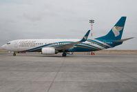 A4O-BD @ OOMS - Oman Air Boeing 737-800 - by Dietmar Schreiber - VAP