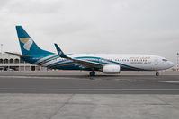 A4O-BA @ OOMS - Oman Air Boeing 737-800 - by Dietmar Schreiber - VAP