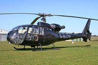 G-BZDV @ FISHBURN - Westland SA-341C Gazelle HT2 at Fishburn Airfield in 2006. - by Malcolm Clarke
