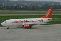 HB-IIT @ LSZH - Easyjet 737-300 - by Andy Graf-VAP