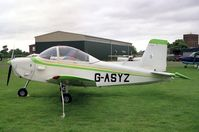 G-ASYZ photo, click to enlarge