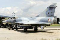 8 @ EDSP - first visit of a Mirage 2000C at the Luftwaffe Fliegerhorst Pferdsfeld, www.natoflugplatz-pferdsfeld.de - by Friedrich Becker