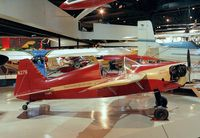 N111PL - Howard / Poberezny Pete III (also marked as N27B) at the EAA-Museum, Oshkosh WI