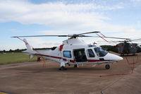 ZR323 @ EGVA - Agusta A.109E c/n 11665 - by Trevor Toone