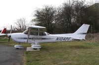 N104PF @ EGBG - Cessna 172R c/n 80313 - by Trevor Toone