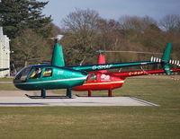 G-SHAF @ EGLD - Robinson R44 II Raven at Denham - by moxy