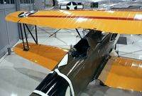 N606PE - Curtiss (Rosnick) P-6E Hawk replica at the EAA-Museum, Oshkosh WI
