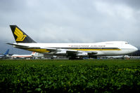 9V-SQO @ EHAM - old 747 of Singapore Airlines - by Joop de Groot