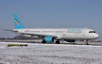 TC-TCF @ EDDP - Runway North reday for Take off in Leipzig. - by Marcus Valentin