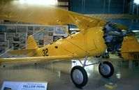 2951 - Naval Aircraft Factory N3N-3 'Yellow Peril' at the Air Zoo, Kalamazoo MI - by Ingo Warnecke